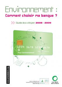 comment choisir ma banque?