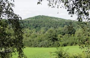colline Elancourt où ils veulent construire une piste sky