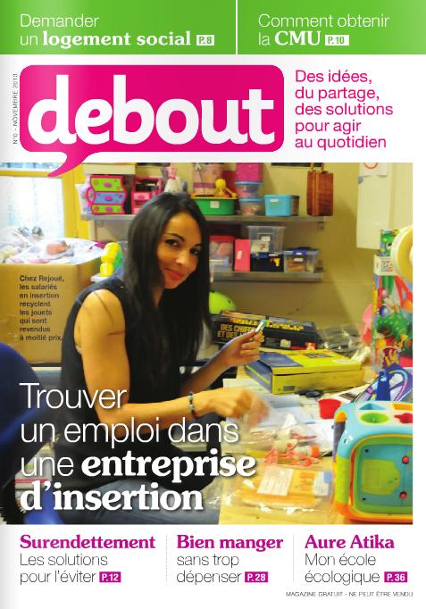 magazine Debout (ESS)