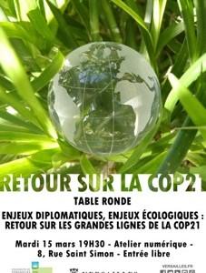 Table ronde - COP21-1-1